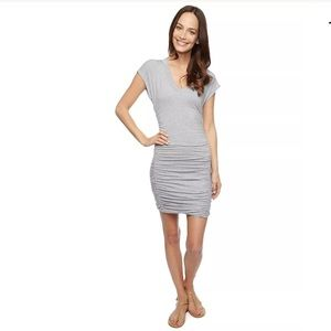 NEW Splendid V-Neck T-Shirt Dress